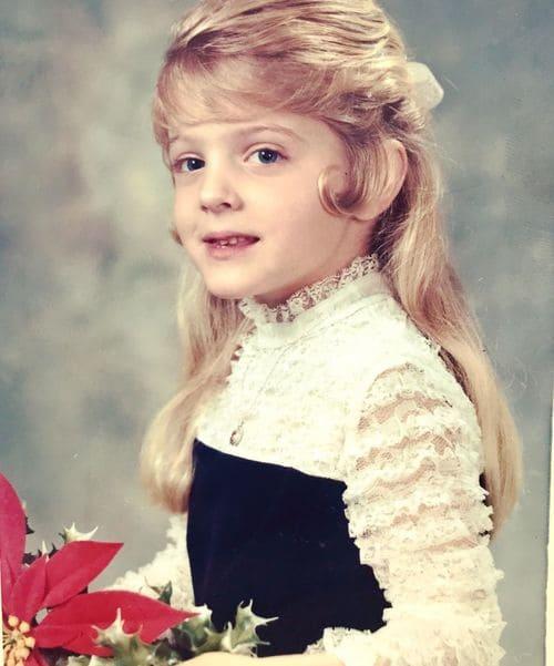 Марла Мэйплс в детстве