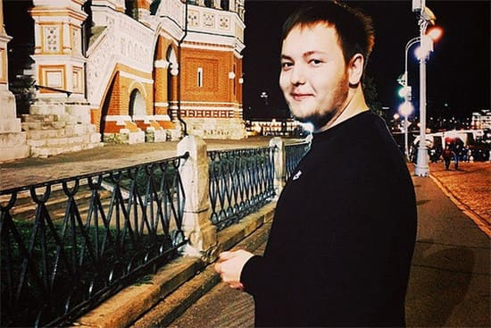 Никита Челядинов, сын Ольги Понизовой