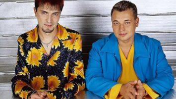 Алексей Потехин и Сергей Жуков на пике популярности