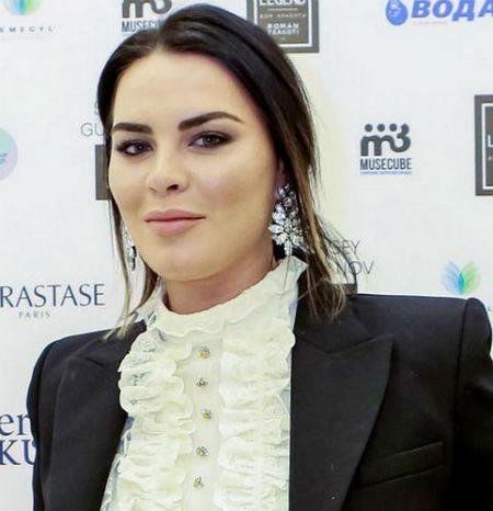 Лейсан – младшая сестра Алины Кабаевой