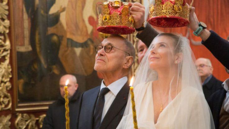 юлия высоцкая и андрей кончаловский венчание