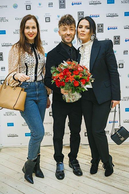Лейсан Кабаева на светском мероприятии