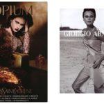 Наша девочка пришла за компанию на кастинг, стала сенсацией 1994 г, супермоделью и лицом аромата Opium