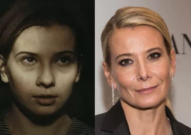 Юлия Высоцкая в молодости и сейчас до и после пластики