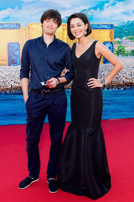 Марина Кравец и ее муж Аркадий Водахов