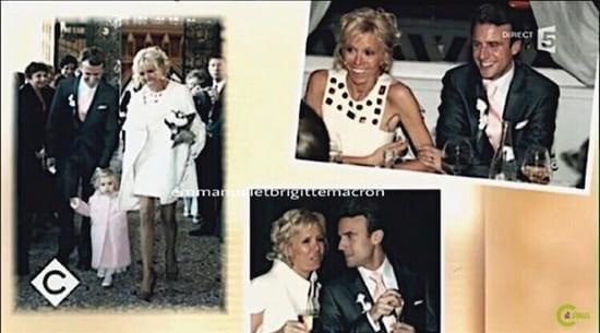 Свадьба Брижит и Эммануэля Макрона, фото