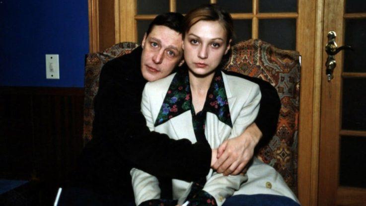 Ксения Качалина и Михаил Ефремов
