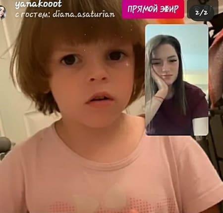 Дочь Тимы Белорусских