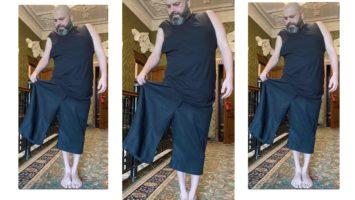 Макс Фадеев похудел на 100 кг