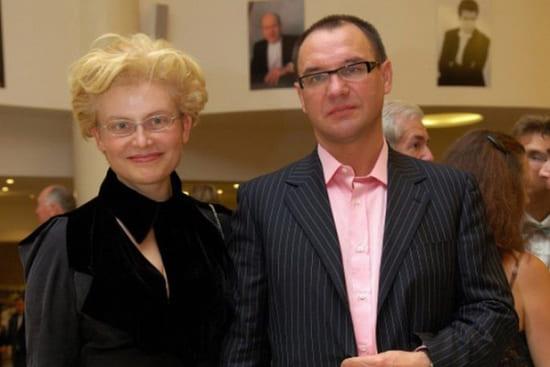 Муж Елены Малышевой Игорь
