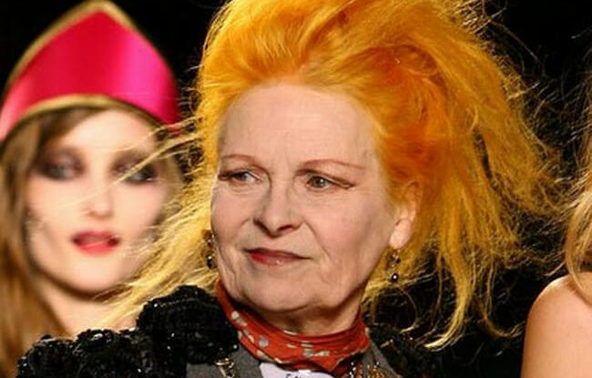 Вивьен Вествуд (Vivienne Westwood) бабушка стиля панк