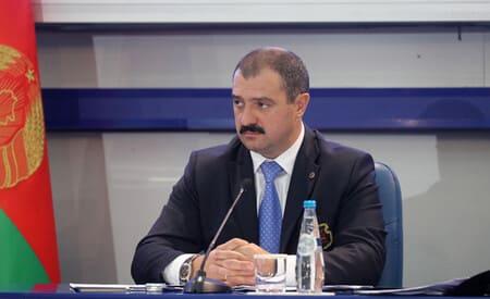 Виктор Лукашенко 2018