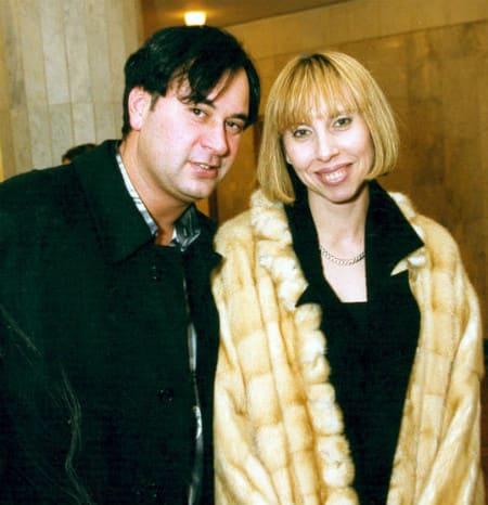 Ирина и Валерий Меладзе в молодости
