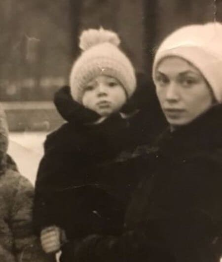 Ирина и Родион Газмановы, 1982
