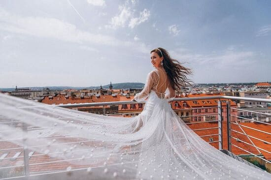 Анна Бузова свадьба