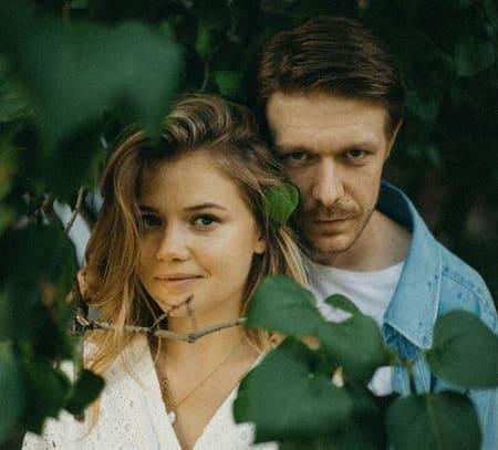Никита Ефремов и Маша Ивакова