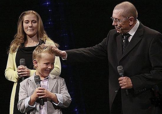 Ирина Линдт, Валерий Золотухи и Иван Золотухин