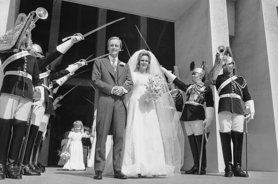 Свадьба Камиллы и Эндрю Паркер-Боулза
