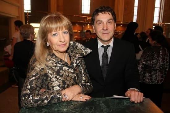Сергей Маковецкий и его жена сейчас