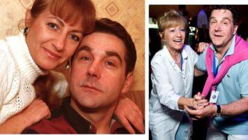 Маковецкий и его жена: разница в возрасте