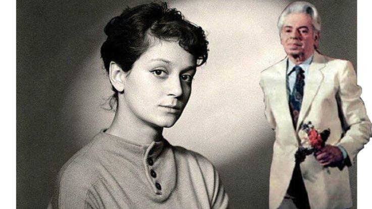 Екатерина Райкина в молодости