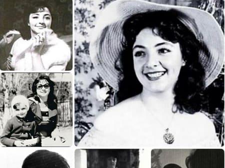 Фотографии Виктории Киркоровой, матери певца