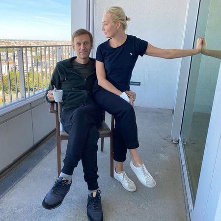 Алексей и Юлия Навальные сейчас