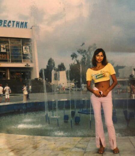 Ирина Шайхлисламова в 14 лет