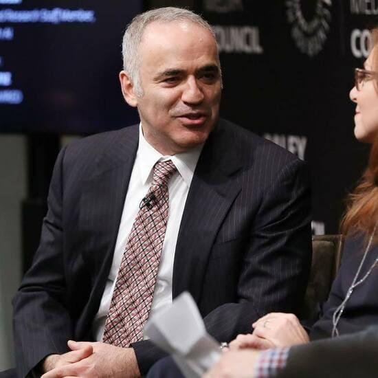 Гарри Каспаров возглавляет Фонд по правам человека