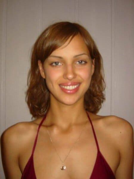 Ирина Шейк в начале карьеры, 2005 г.