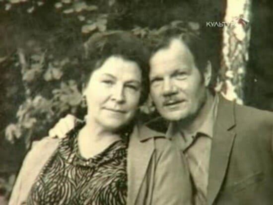 Пуговкин и его вторая жена