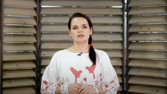 Светлана Тихановская раньше