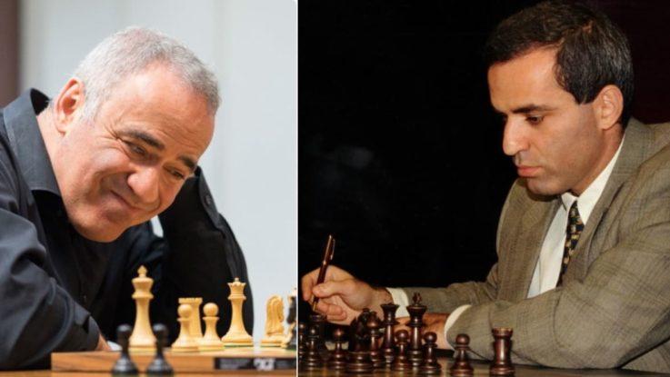 Гарри Каспаров - величайший шахматист современности