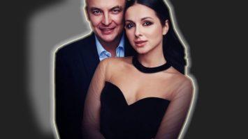 Нюша с мужем