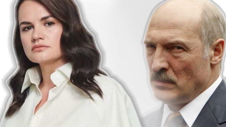 Светлана Тихановская кандидат в президенты Белоруссии