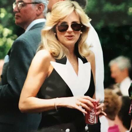 Как выглядела Джилл Байден в молодости