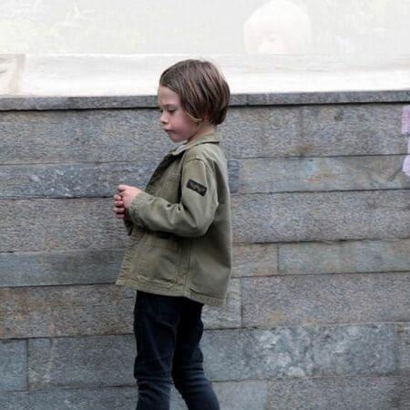 Читатели блога обеспокоены грустным видом мальчика