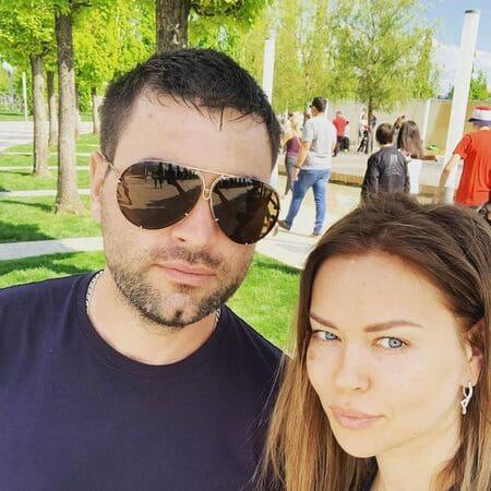 Сестра Ирины Шейк Татьяна с мужем