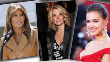 Как выглядят сестры Мелании Трамп, Юлии Высоцкой, Ирины Шейк