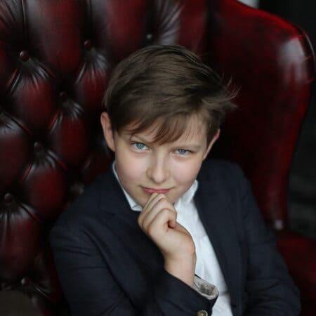 Александр Невзоров-младший
