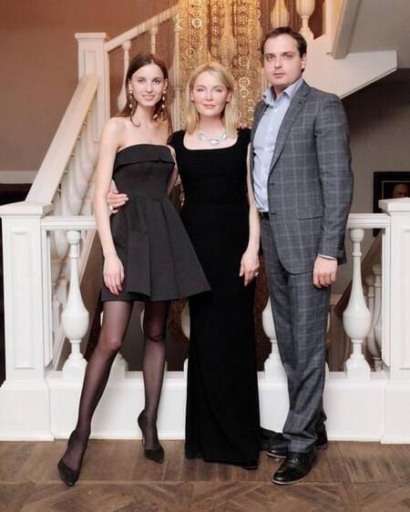 сын и дочь Ларисы Вербицкой