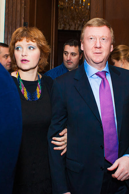 Смирнова и Чубайс