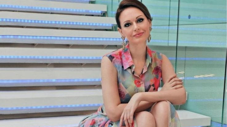 Ирина Безрукова сейчас