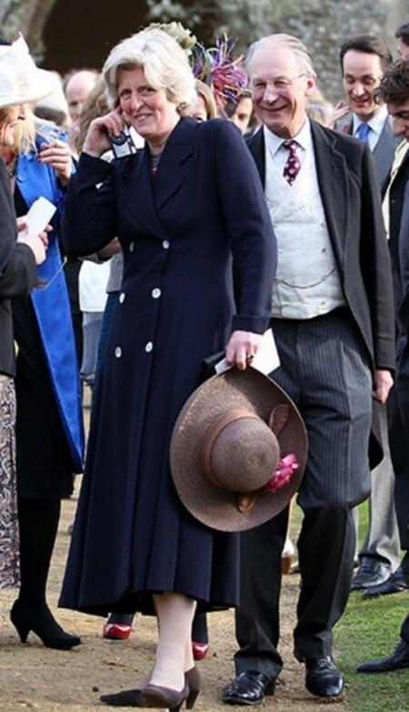 Сестра принцессы Дианы с мужем