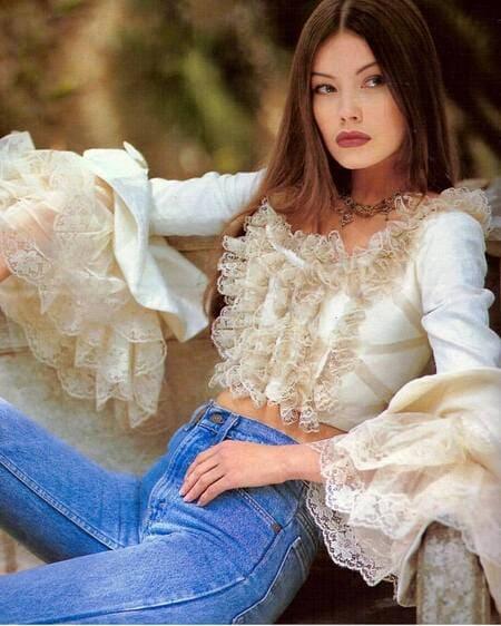 Татьяна для Dolce & Gabbana