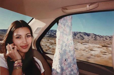 Ким Кардашьян в молодости