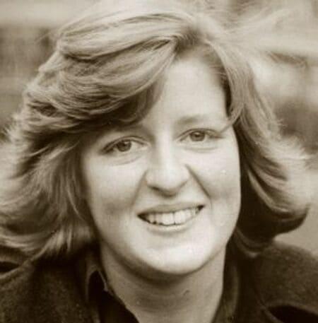 Сестра Дианы Джейн в молодости