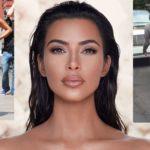 В юности была недовольна своей внешностью: Как выглядела Ким Кардашьян в начале пути