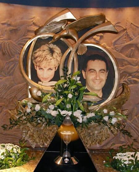 Мемориал Дианы и Доди