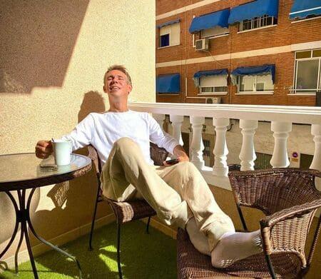 Алексей Панин переехал в Испанию